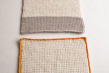 Tunesisk crochet