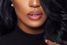 Make Up Love Inspo / Black women make up #blackwomenmakeup #blackwomenmakeupinspo #atblackmakeup #makeup #blackmakeup #beauty
