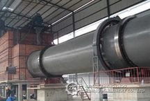 What are new trends of cement rotary dryer? / Cement rotary dryer is a vital part of the cement production line. Generally speaking, the cement rotary dryer is used to dry limestones, coal ash, slags and clay in cement industry.
