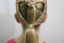 Kids hair / Hairstyles for children