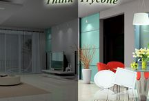 Think Bright Think Trycone Campaign
