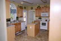 Homes by Vanderbuilt Interiors / Some pictures of the interiors of our modular homes / by Homes By Vanderbuilt