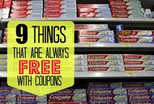 Coupon tips / by Missy Jeffries Carter