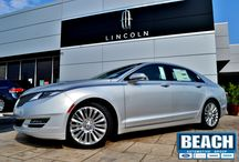 2014 Lincoln MKZ / The new 2014 Lincoln MKZ http://beachlincoln.com/Myrtle-Beach/For-Sale/New/