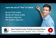 Free Turkish Lessons