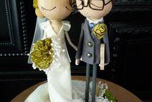 Γάμος φιγούρες