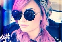 Demi Lovato :P / Totally about Demi and her fab hair