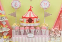 Circus Party Theme - Glorious Sweets / Themed Party: Circus Party