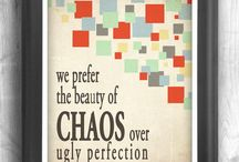 chaos and symmetry