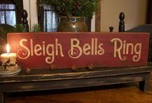 sleigh bells ring again / by Dianne Clemens