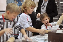 Kids in the Kitchen / Kids cooking classes in Bucharest, Romania