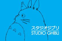 "Ghibli / ""I want to live in a Ghibli movie."""