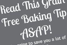 Gluten free grain free  / by Caryn Bittker