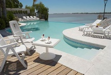 Outdoor Pools / Outdoor Pool Trends for 2013