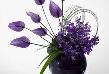 dekorace kytky