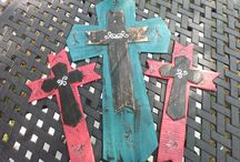 Crosses / by Denise Tuggle