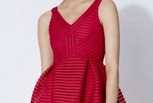 Maje / Firma de moda francesa que auna diseño y femineidad, en unas prendas a precios asequibles.