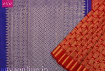 Kanchipuram Silk Sarees Coimbatore / Shopping of online kanchipuram silk cotton saree in coimbatore with latest designer and pattern to make marriage exclusive makes Anya online as latest online shopping for kanchipuram silk sarees