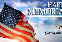 Memorial Day / Memorial Day / by Clara Bellino