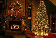 Kerstmis sferen / lekker in de kerstsferen komen door dit bord:)