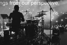 Perspective / Seeing things from our point of view