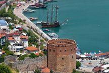 Turkey, the magnificent