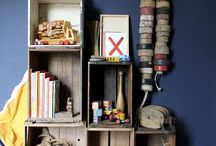 Kids Spaces / by Andrea Snow Aberle