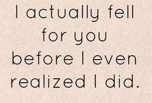 I REALLY REALLY LIKE YOU
