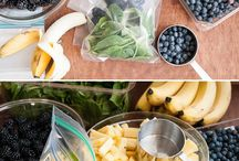 Nutribullet / Smoothies and tricks for the Nutribullet