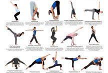 yoga postures ;-)