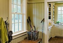 MUD ROOMS / by Jill Hall