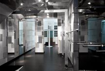 Raw / Industrially inspired architectural design