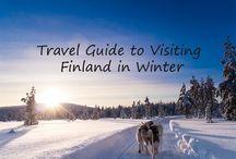 Finland / Winter travel in Finland