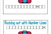 Number Sense / by Jacarrie Taylor