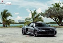 Vellano VM18 Monoblock l Audi R8 / Vellano Forged Wheels  Presents VM18 lightweight Monoblock on a stunning AUDI R8  For full detail specs or to find a dealer near you  contact us at sales@vellanowheels.com