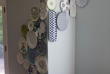Dressing the Wall / by Trish D