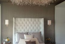 bedroom / by Rachel Webster