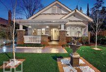 New House facades