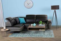 Canapé pas cher / Canapé pas cher : une sélection de canapés tendances pour équiper votre salon. Du canapé d'angle au canapé en cuir et des les derniers modèles de canapés