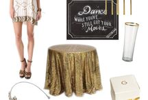 The Great Gatsby Party Decor