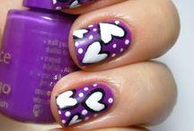 Valentines Nails / by Kim McChesney