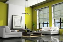 Interiors / Light, simplicity - Zen