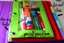 School organising