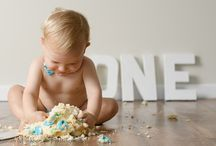 Cake Smash Photo Ideas