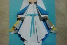 origami N Senhora