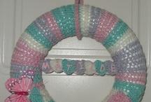 Ghirlande - wreath / Ghirlande creative per tutte le stagioni