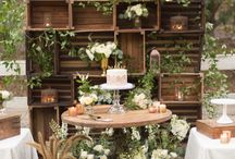 Love and marriage beurs decor 2016 / Inspiratie decor