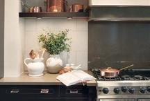 kitchen decor ideas / by Summer Olmstead