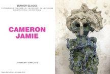 Cameron Jamie ατομική έκθεση στη γκαλερί