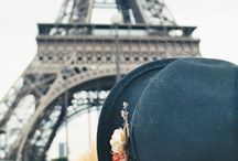 Paris, Je t'adore / inspiring pictures of a city of my love